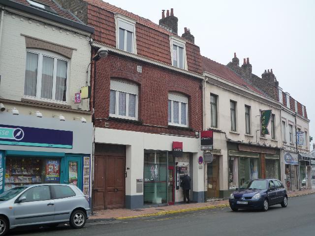 Maisons a vendre sur dunkerque for Garage a louer dunkerque rosendael